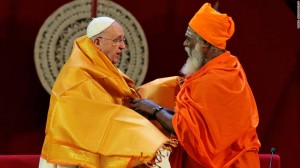 Pope Francis Sri Lankan Prayer Blanket
