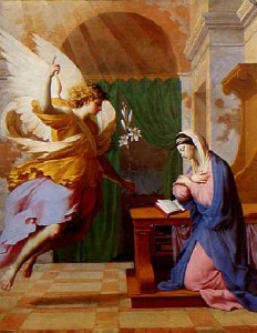 Mary Annunciation