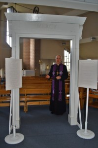 Portable Door of Mercy